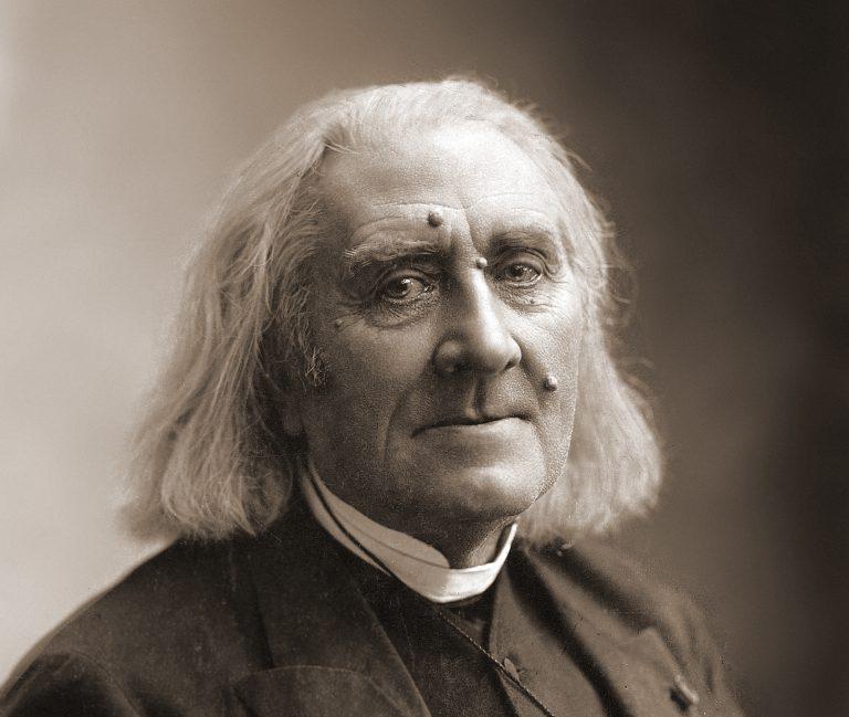 Los pianos de Liszt